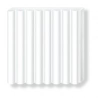 Fimo effect Transparant blanc/wit Nummer 14 - 57gram - #3641