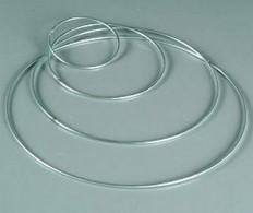 Ring metaal 4mm - 50 cm - #123634